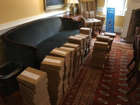 So many boxes!