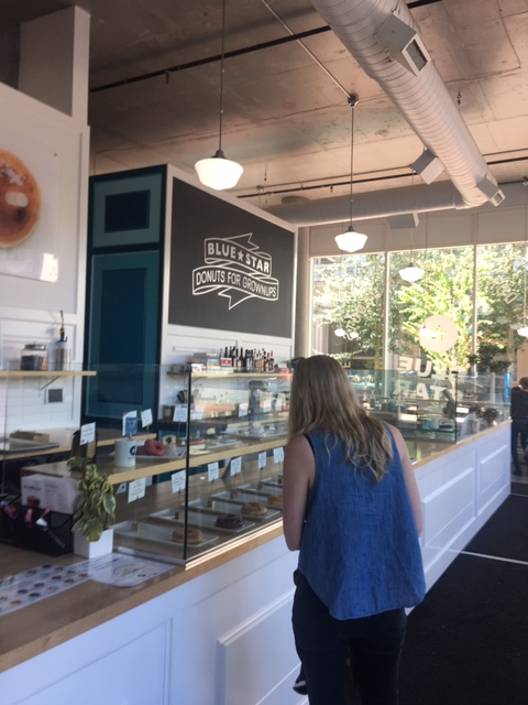 Blue Star Donuts in Portland, OR